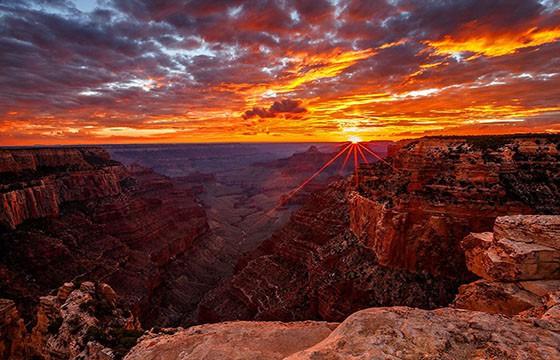 El Gran Cañón, Estados Unidos. 12 destinos que no cumplen las expectativas.