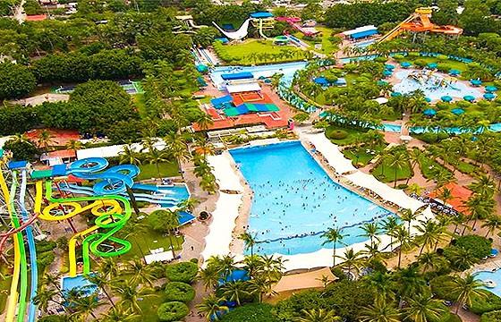 Parque Acuático El Rollo, Morelos. Dime tu edad y te diré donde viajar.