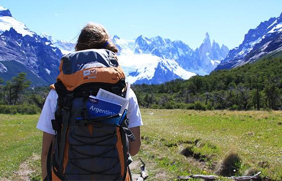 El equipaje. Diferencias entre un viajero y un turista.