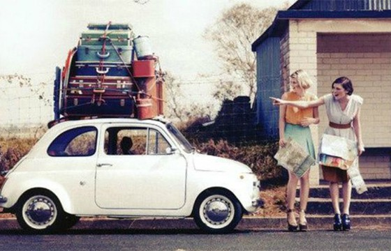 El equipaje también es importante. Tips para ahorrar gasolina en tus viajes.