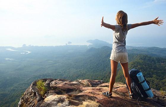 El tipo de destino. Diferencias entre un viajero y un turista.