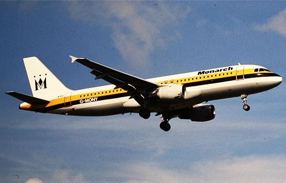 Monarch. Las aerolíneas más baratas del mundo.