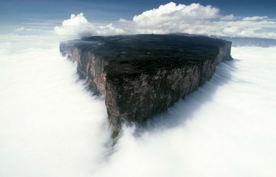 Monte Roraima, Venezuela. 10 lugares que todo fotógrafo debe visitar.