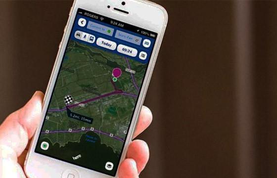 Obtener un mapa. Tips para viajar en transporte público en el extranjero.