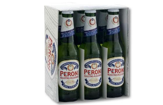 Peroni, Italia. Cervezas típicas de cada país que debes probar en tus viajes.