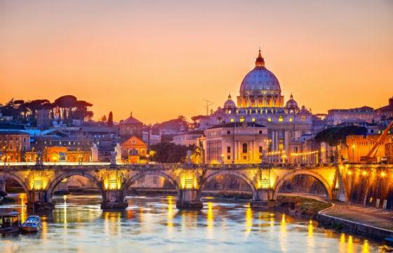 Roma, Italia. Lugares en donde viajaría Frida Kahlo si estuviera viva.