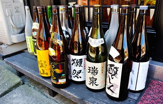 Sake, Japón. 15 bebidas típicas de cada país.
