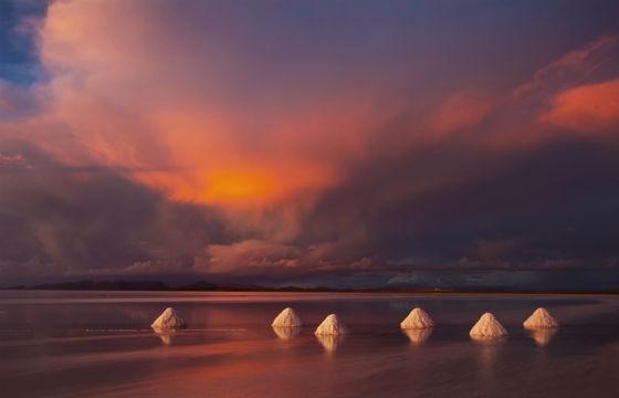 Salar de Uyuni, Bolivia. 10 lugares que todo fotógrafo debe visitar.