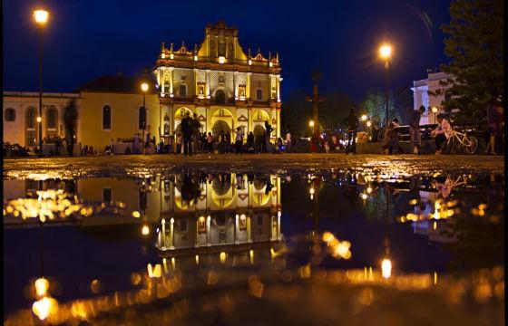 San Cristobál de las Casas, Chiapas. Lugares en donde viajaría Frida Kahlo si estuviera viva.