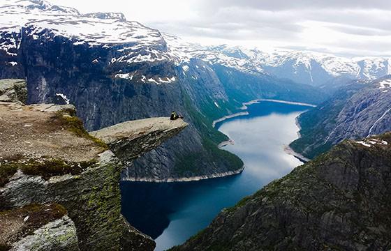 Troll Tunga, Noruega. 12 destinos que no cumplen las expectativas.