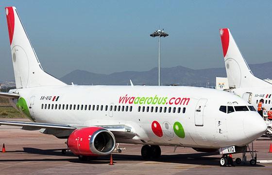 VivaAerobus. Las aerolíneas más baratas del mundo.