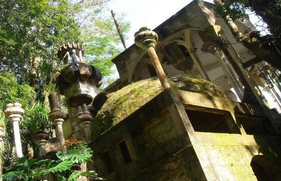 Vista de las Pozas de Xilitla