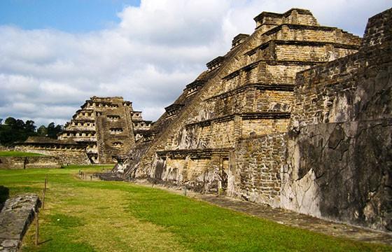 Zona Arqueológica El Tajín, Veracruz