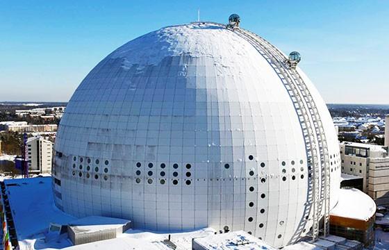 Skyview Globen Arena
