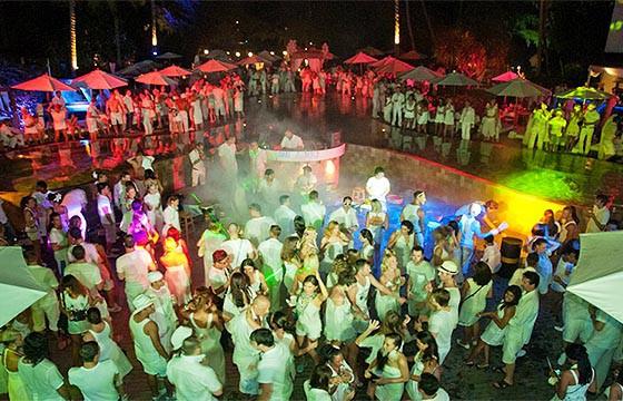 Phuket, Tailandia. Playas para ir a bailar en el mundo.