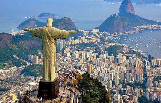 Rio de Janeiro. Destinos que visitar para ser más feliz.
