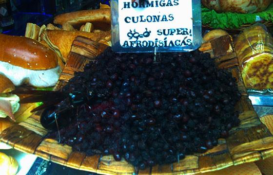 Comida exótica en Colombia
