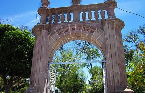 Jardín de Aguascalientes