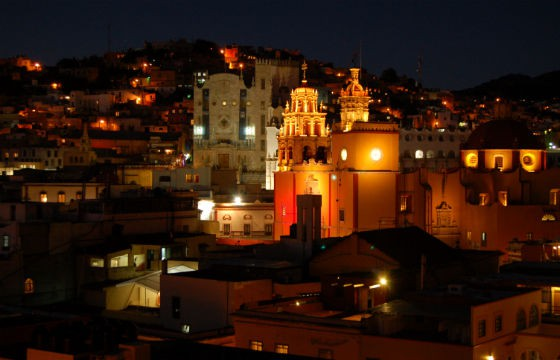 Celebrar la independencia en Guanajuato