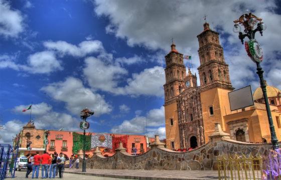 Celebrar la independencia en Dolores Hidalgo