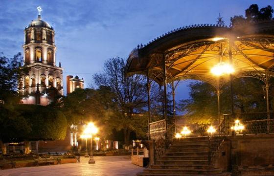 Celebrar la independencia en Querétaro