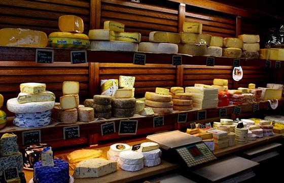 principales quesos en Francia