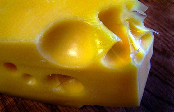 principales quesos en Suiza