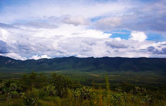 Sierra Fría Aguascalientes