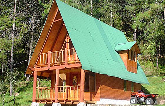 Cabaña en Valle de Bravo