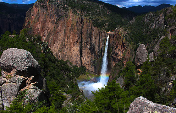Parque Nacional Cascadas de Basaseachi