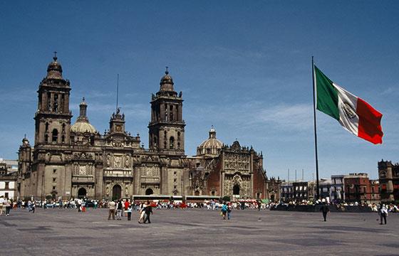 Zocálo de la Ciudad de México