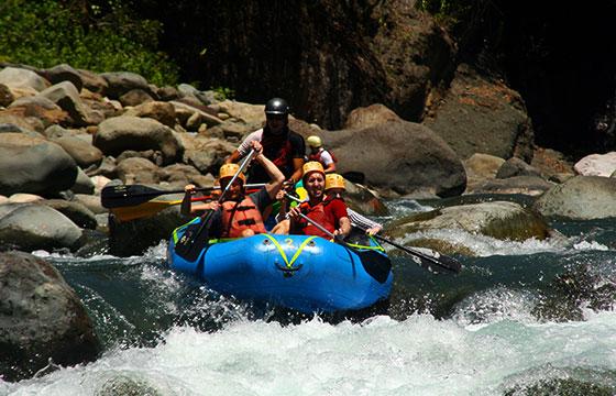 Descenso en ríos