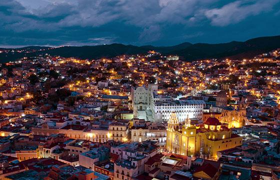 Guanajuato, Mexico-Justin Vidamo-Flickr