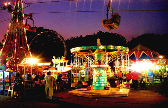 Feria San Cristóbal de las Casas