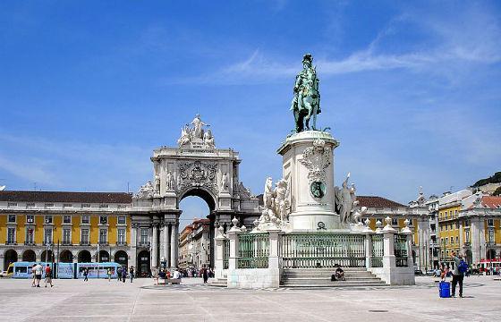 ciudad Lisboa
