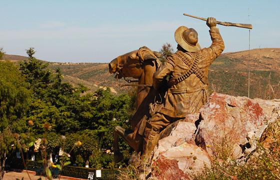 Pancho takes Zacatecas-Editada-Emma-http://bit.ly/1TUgrMc-Flickr