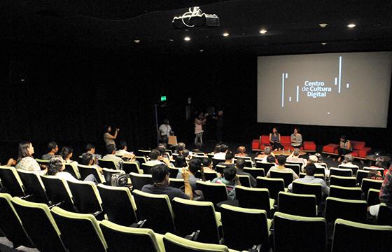 Cine del Centro Cultural Digital