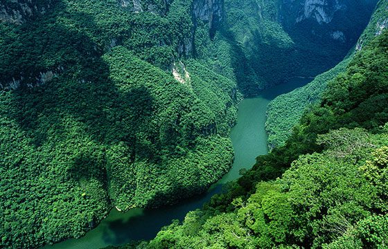 Cañón del Sumidero-Editada-miquitos-http://bit.ly/26jNuh0-Flickr