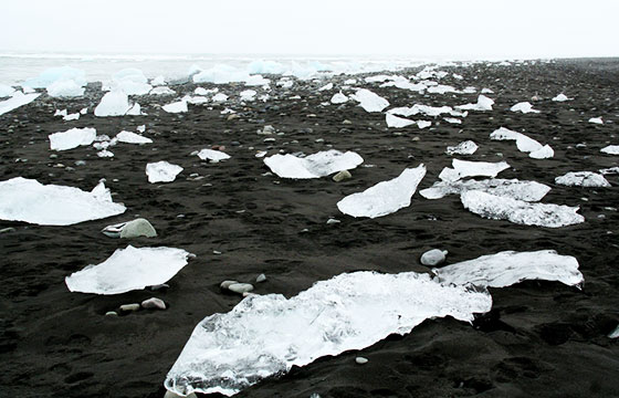 Ice at Jokulsarlon-Audrey-Flickr