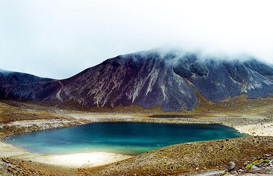 Nevado deTolucaI, Laguna de la Luna-Editada-Comisión Mexicana de Filmaciones-http://bit.ly/1YLuX7E-Flickr