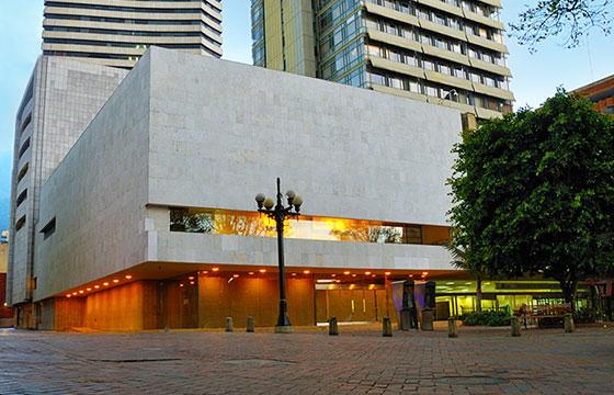 Servicios museo del oro