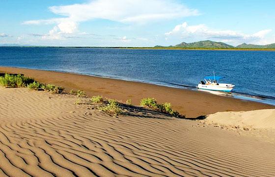 Bahía Santa María