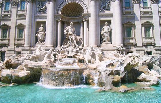 Fontana di Trevi-Luca Galli-Flickr