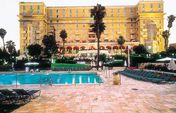 The King David Hotel Jerusalem, Israel