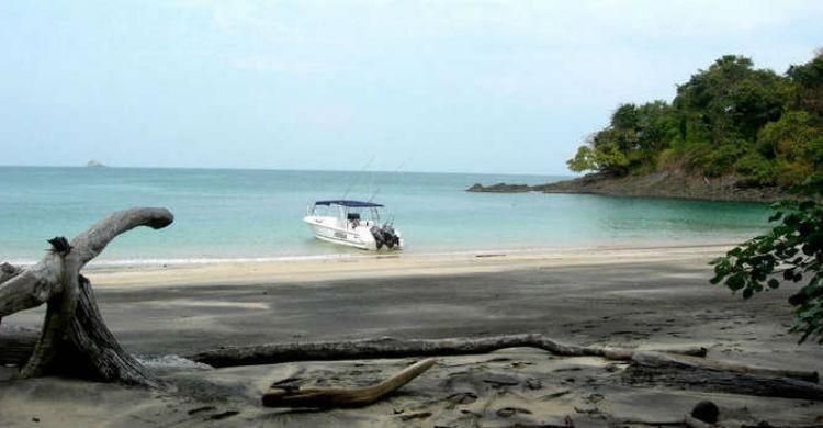 Isla Puerco, Panamá