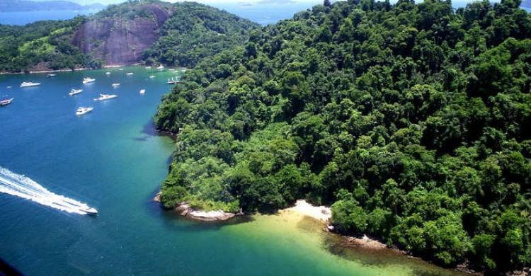 Itanhanga Island, Brasil