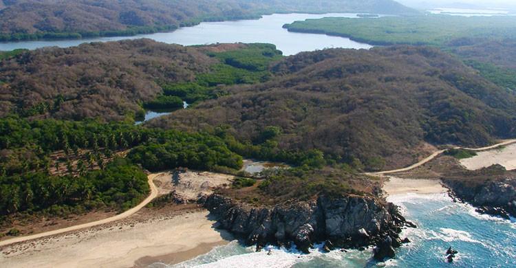 Laguna Corralero, Oaxaca