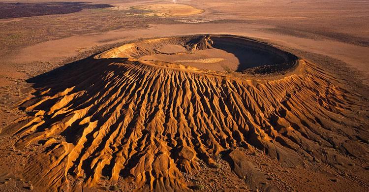 El Pinacate y Gran Desierto de Altar, Sonora