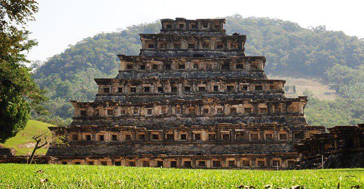 Tajín, Papantla, Veracruz, México 20-Editada-Alejandro Ocaña-http://bit.ly/2azb0Pi-Flickr