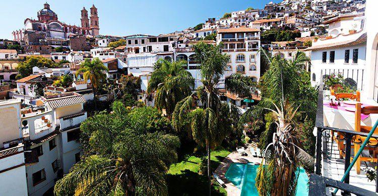 Taxco-Laurent Espitallier-Flickr